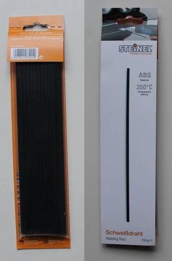 ABS - drát svářecí 100g pro svařování plastů ABS