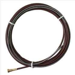bowden 4,4m Binzel - hnědý, pro drát 0,6 a 0,8mm, 124.D003