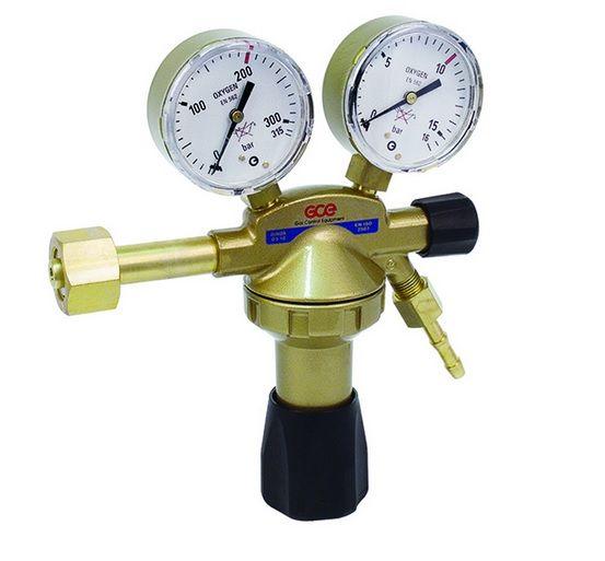 KYSLÍK - redukční ventil GCE DIN Plus, 0780630