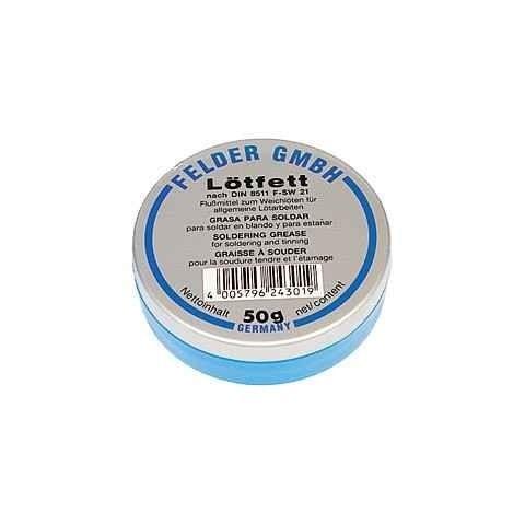 Lotfett 250g - pasta pro měkké pájení, j81032