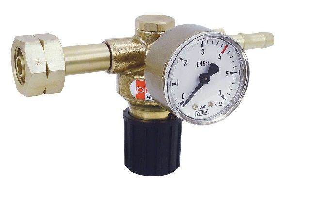 PB ventil redukční - jednomanometrový, 0760547
