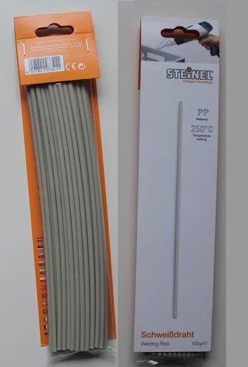 PP - drát svářecí 100g pro svařování plastů PP