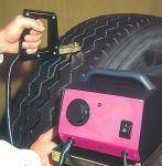 RS 88 - prořezávačka dezénů pneumatik + 10ks nožů zdarma, BĚHEM 2 DNÍ V OBCHODĚ!