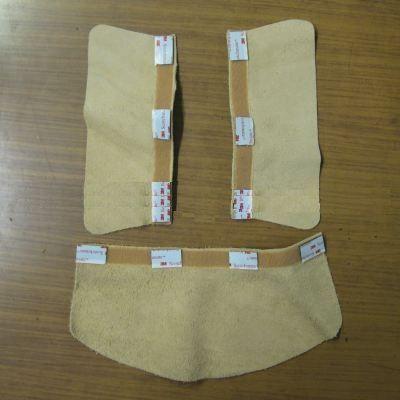 3-dílná ochrana krku a uší