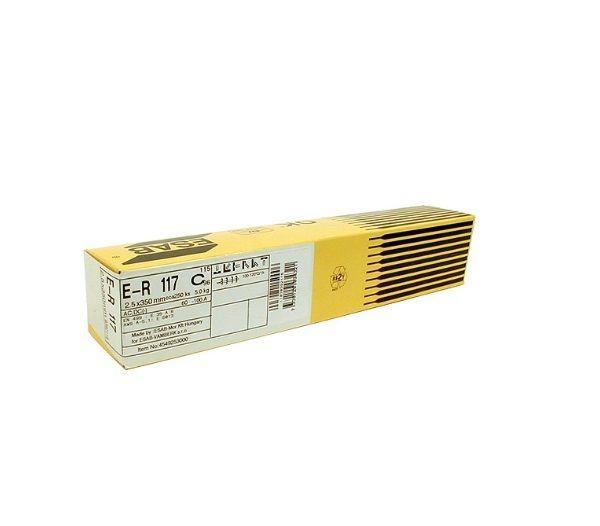 ESAB E-R 117 4,0/350/5,6kg - elektroda obalená rutilová