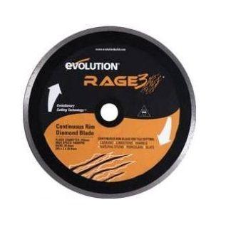 Evolution RAGE 3 - 255mm, diamantový pilový kotouč