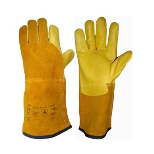 LUXWELD - rukavice svářečské vel. 11