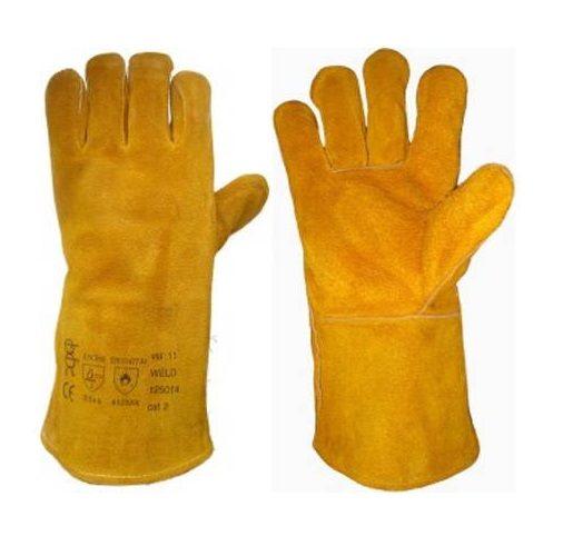 WELD - rukavice svářečské vel. 11, 125014