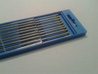 WL-15 zlatá 3,2/175mm - wolframová elektroda (nahrazuje Binzel 700.1187)