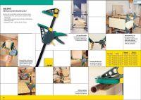 Wolfcraft EHZ PRO 100 - 450mm svěrka truhlářská / montážní, w3032000