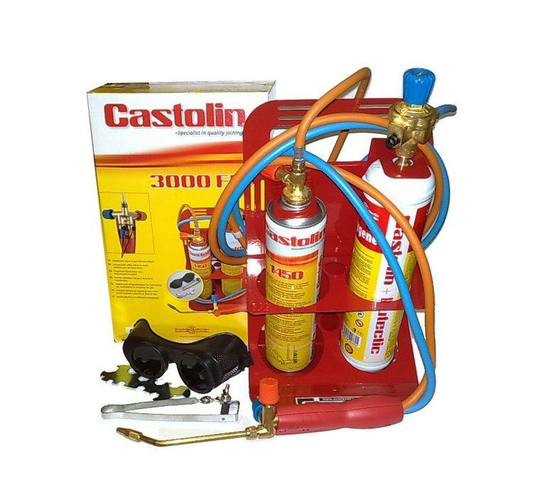Castolin 3000 Flex miniautogen + kartuše, 3.050°C, 655664