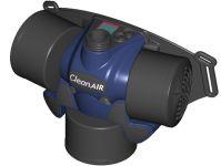 Clean Air Chemical 3F - filtračně ventilační jednotka s komfortním opaskem, 520000FCA