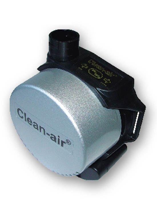 CleanAir Basic 2000 Dual Flow - filtračně ventilační jednotka