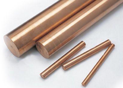 CuCrZr tyč průměr 20 mm (Elmedur, Varmat) - na hroty a ramena bodovek