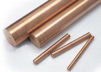 CuCrZr tyč průměr 47 mm (Elmedur, Varmat) - na hroty a ramena bodovek
