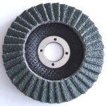 kotouč lamelový 125 mm, zrnitost  40 (legovaná ocel, nerez, litina, žáruvzdorné oceli)