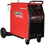 Lincoln Electric Powertec 425C PRO Synergic, čtyřkladka, svářečka MIG/MAG