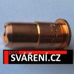 tryska dlouhá 0,9mm pro ABICUT 25 / 45