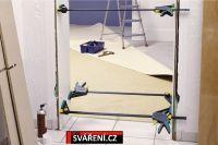 Wolfcraft EHZ PRO 100 - 300mm svěrka truhlářská / montážní, w3031000