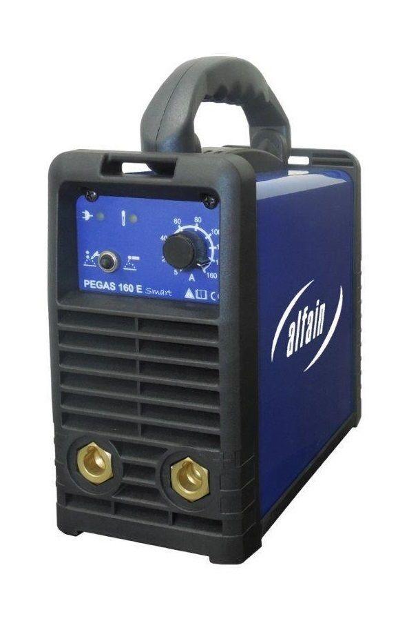 Alfain Pegas 160 E Smart - svařovací invertor MMA/TIG 160A, 5.0270
