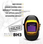 Balder BH3 GRAND GDS ADC plus (CA-20) + dýchací kanál + flexi rouška, samostmívací kukla