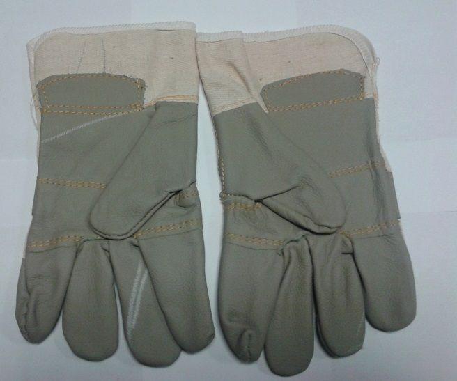 BASIC č. 10,5 - rukavice svářečské