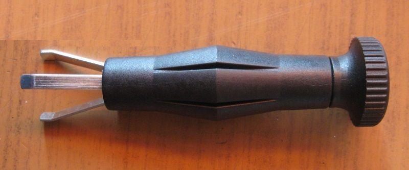 čistič hubic - nástroj na čistění hubic CO2, 391P000039