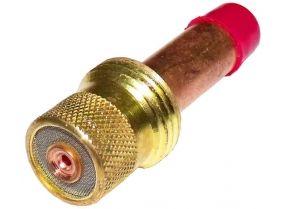 4,0mm TIG domeček kleštiny s plynovým sítkem pro SRT17, SRT18, SRT26, 701.0211