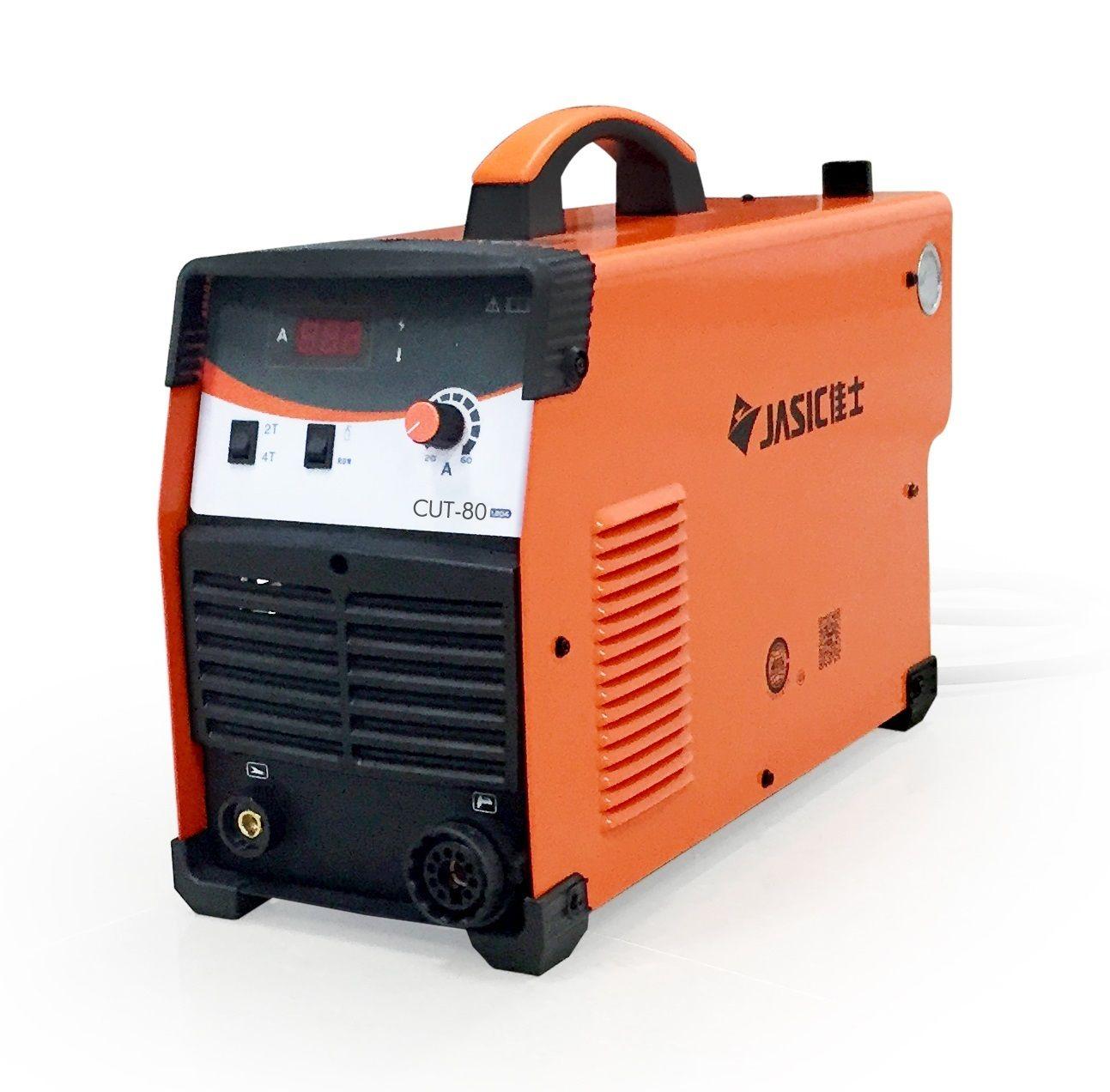 JASIC CUT 120 + hořák LT141/6m + příslušenství, plazmová řezačka