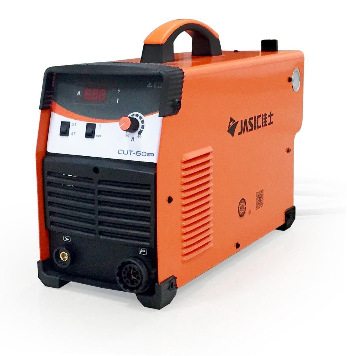 JASIC CUT 60 L204 + hořák LT81/6m + příslušenství, plazmová řezačka