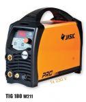 Jasic TIG 180P W211 invertor svařecí (HF + puls) + hořák a zemnící kabel