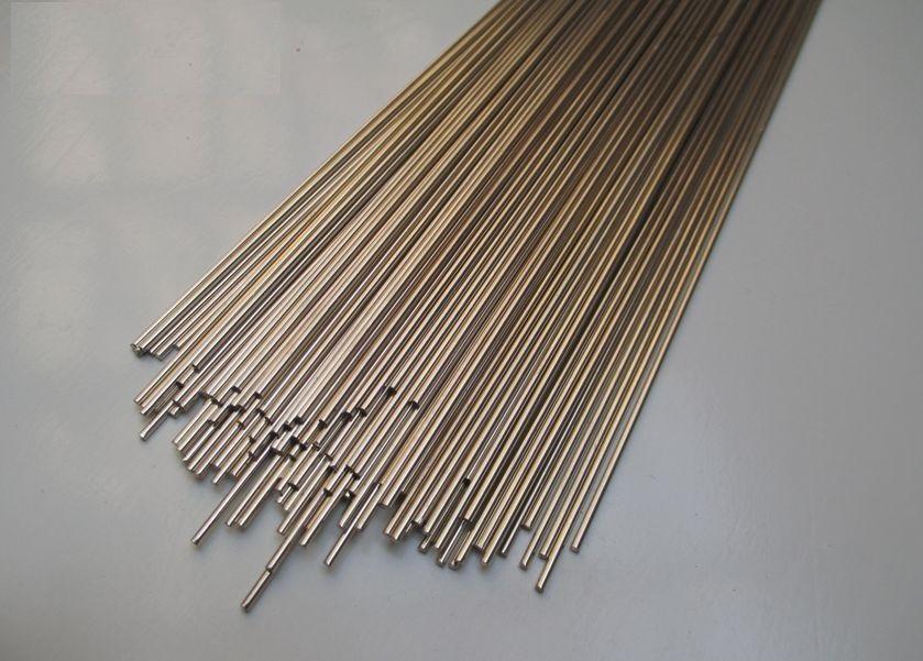L-CuP7 2 x 2 x 500mm - pájka tvrdá, měděná, holá, čtvercový průřez tyček, cena je za 1 kg