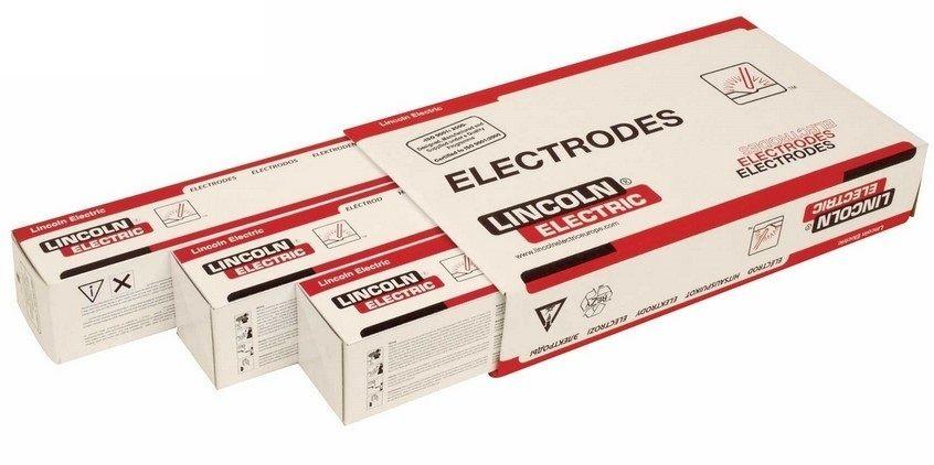 Lincoln LINOX 308L 2,5/350/2,32kg - elektroda obalená pro nerez ocel, 610152