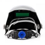 PROTECO P800E-C samostmívací svářecí kukla karbon se 4 senzory, 10.55-P800E-C
