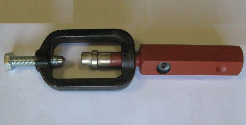 T kus vysokotlaký (rozdvojka) - acetylén (C2H2) - DOPRODEJ poslední kus