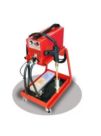 Tecna 3460N - bodovka karosářská 5kW, 1 program bez vozíku, spotovačka