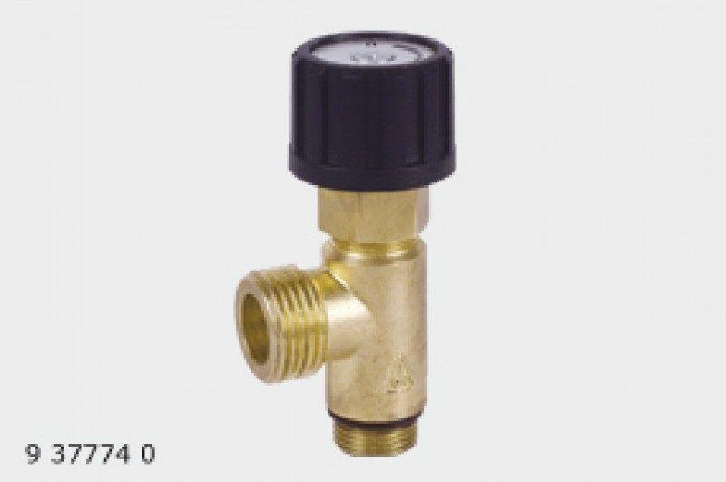 ventil uzavírací odtlačný na 2kg láhev PB - závit W21,8LH