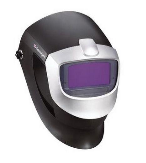 3M Speedglas 9002NC - kompletní svářečská samostmívací kukla, 401385, UU008108035