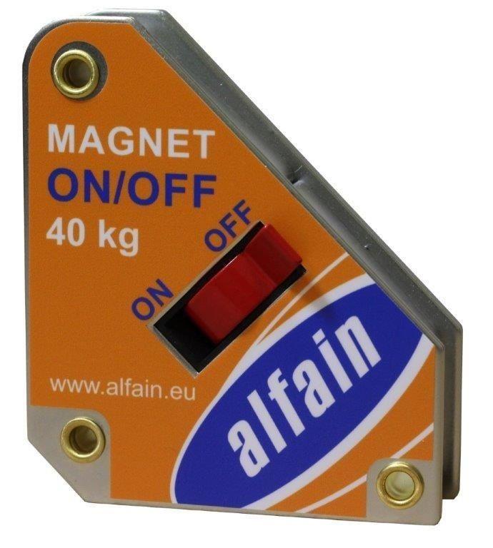40kg magnetický trojúhelník s vypínačem