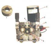 4Rn 24V profi podavač drátu 4-kladka (posuv drátu pro svářečky MIG/MAG)