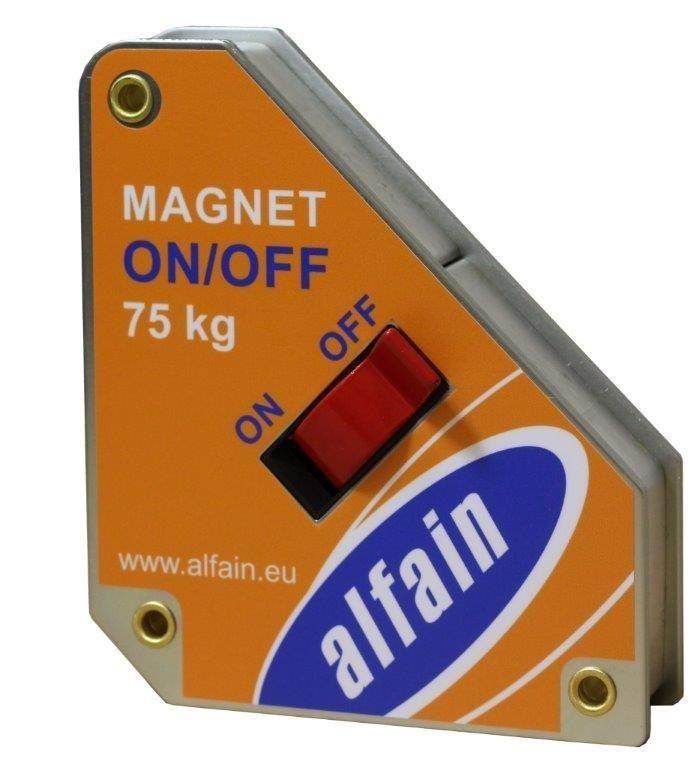 75kg magnetický trojúhelník s vypínačem