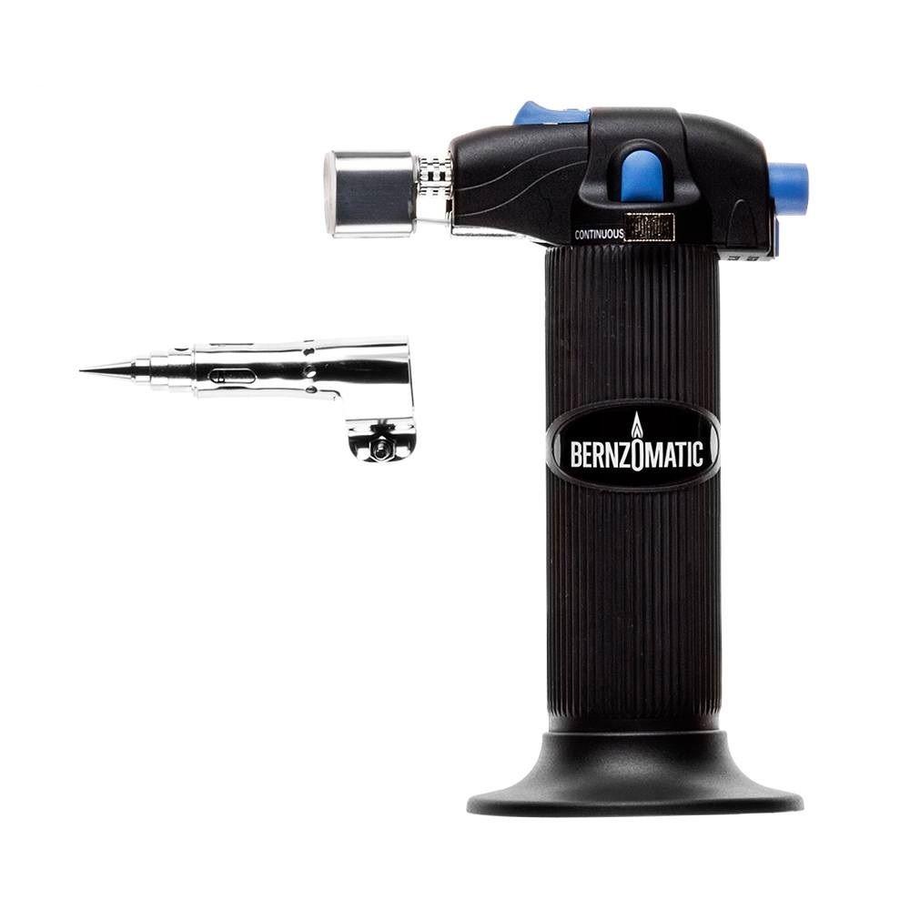 Bernzomatic ST2200T, mini hořák, jehlový plamen, pájecí hrot, piezo zapalování, 330194