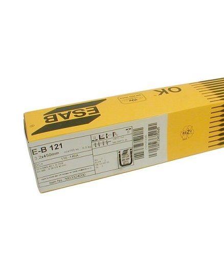 ESAB E-B 121 5,0/450 - elektroda obalená bazická 6kg/56ks