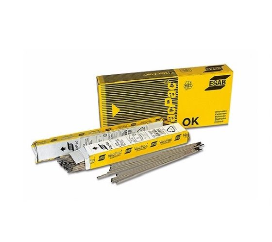 ESAB OK 67.15 5,0/350/1,7kg/23ks - elektroda obalená do 1100°C nerez/přechody