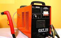JAISC CUT 70  + hořák LT 81  + příslušenství, plazmová řezačka