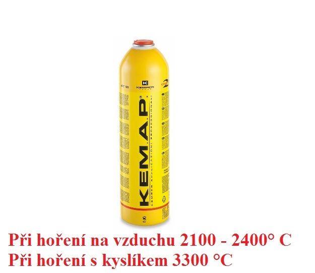 KEMAP 385g kartuše pro miniautogeny KEMPER, 581N KEMAP
