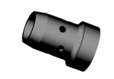 MB401, MB501 (difuzor) rozdělovač plynu s dlouhou životností, 030.0037