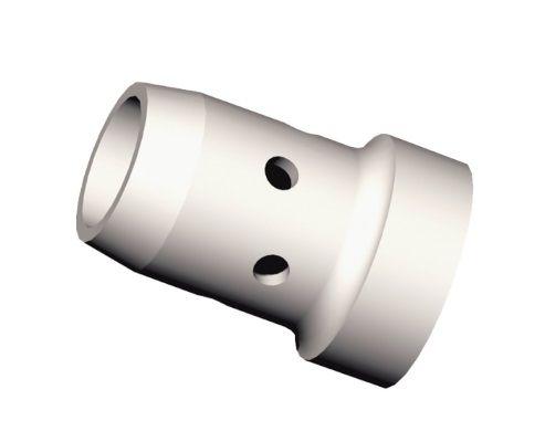 MB401, MB501, (difuzor) rozdělovač plynu standart délka 28mm - bílý, 030.0145