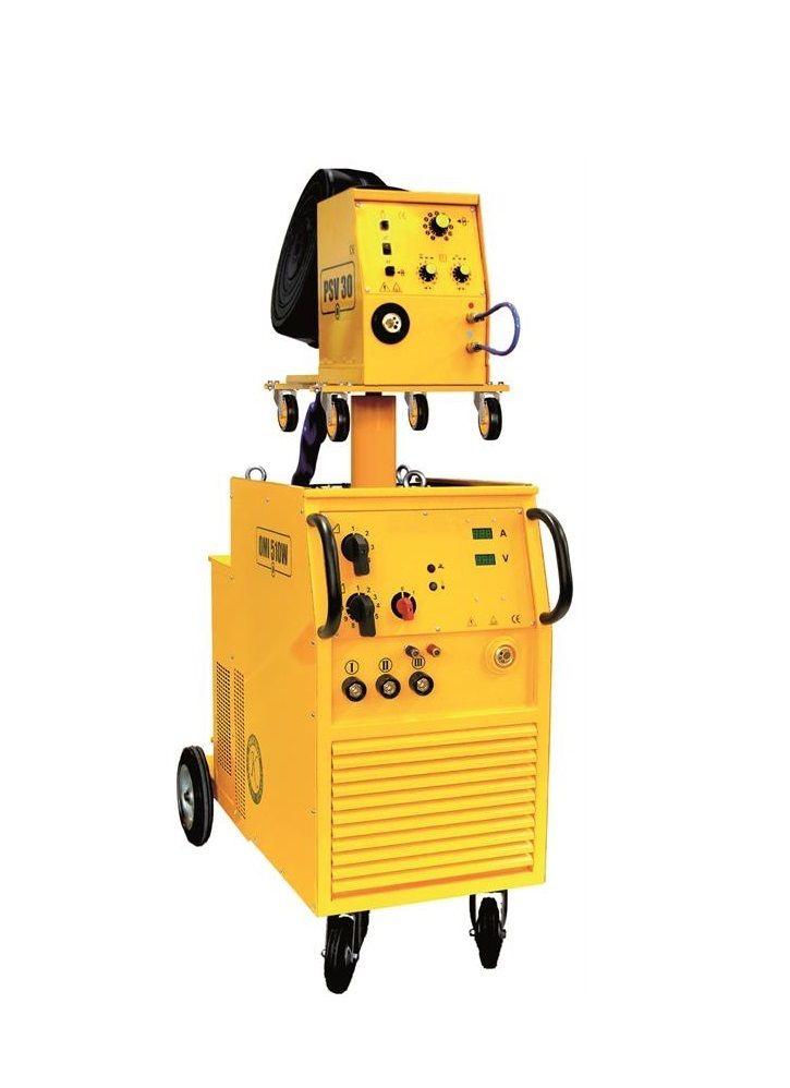 Omicron OMI 410WS - svářecí poloautomat MIG/MAG, 2392