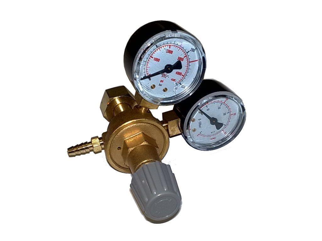 S50 CO2 mikro ventil redukční CO2, závit G3/4, MGRV502 CO2